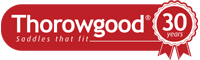 Please click/touch here to go direct to the Thorowgood saddles website...